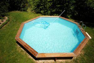 La piscine en bois les piscines enterr es quel type for Chauffe piscine bois