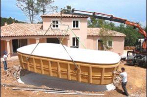 Piscine coque les piscines enterr es quel type choisir for Cout piscine maconnee